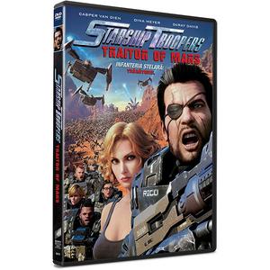 Infanteria stelara: Tradatorul DVD