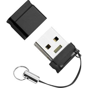 Memorie portabila INTENSO Slim line 3532490, 64GB, USB 3.0, negru