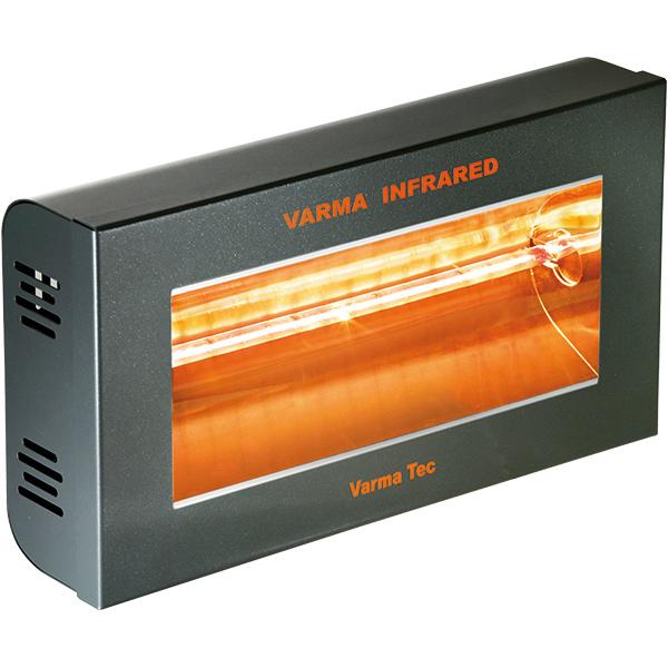 Incalzitor cu lampa infrarosu VARMA V400/15X5, 1500W, IP X5
