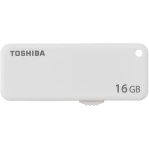 Memorie portabila TOSHIBA U203, 16GB, USB 2.0, alb