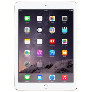 """Tableta iPad Air 2 APPLE 128GB Wi-Fi + 4G Ecran Retina 9.7"""", A8X, Gold"""