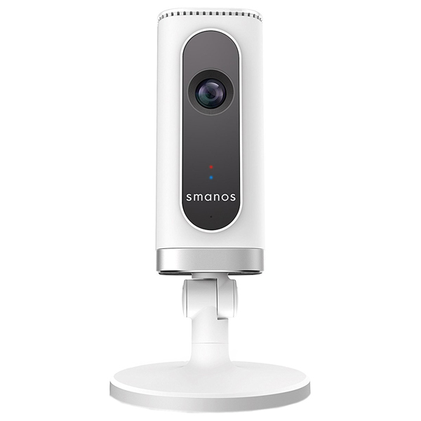 Camera IP Wireless SMANOS IP6 HD, Night vision