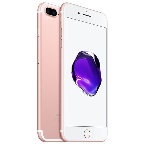 Telefon APPLE iPhone 7 Plus, 128GB, 2GB RAM, Rose Gold