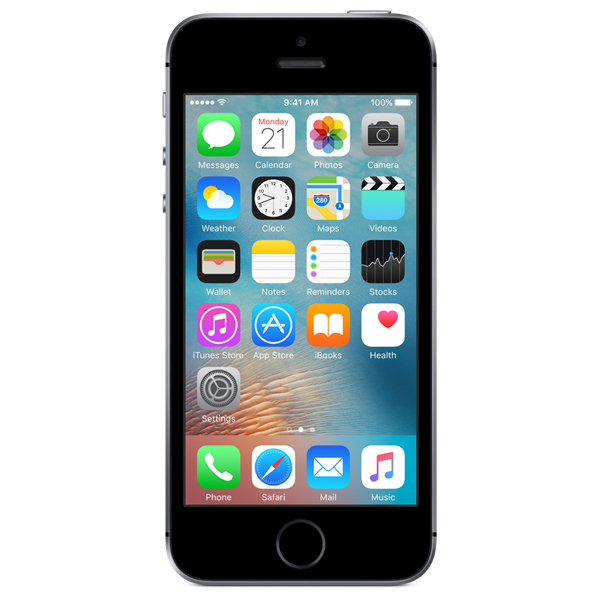Telefon APPLE iPhone SE, 32GB, 2GB RAM, Space Gray