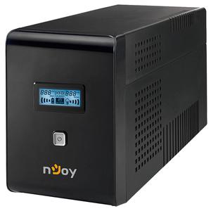 UPS NJOY Isis 1500L, 1500VA, 4 Schuko, RJ11/RJ45, USB, Serial