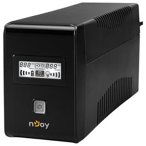 UPS NJOY Isis 650L, 650VA, 2 Schuko, RJ11/RJ45, USB