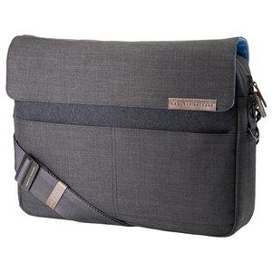 "Geanta laptop HP Premium Messenger J4Y51AA, 15.6"", textil, gri"