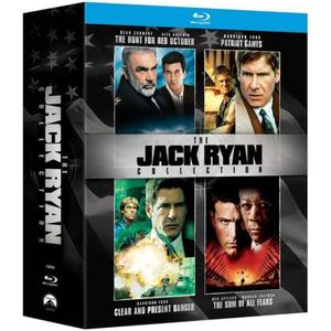 Colectia Jack Ryan Blu-ray (4 titluri)