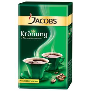Cafea macinata JACOBS Kronung Alintaroma, 500g