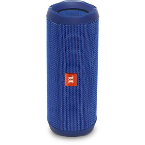 Boxa portabila JBL Flip 4, 16W, Bluetooth, albastru