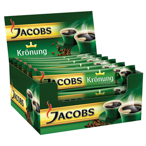 Cafea instant JACOBS Kronung Solubila 50 x 1.8gr
