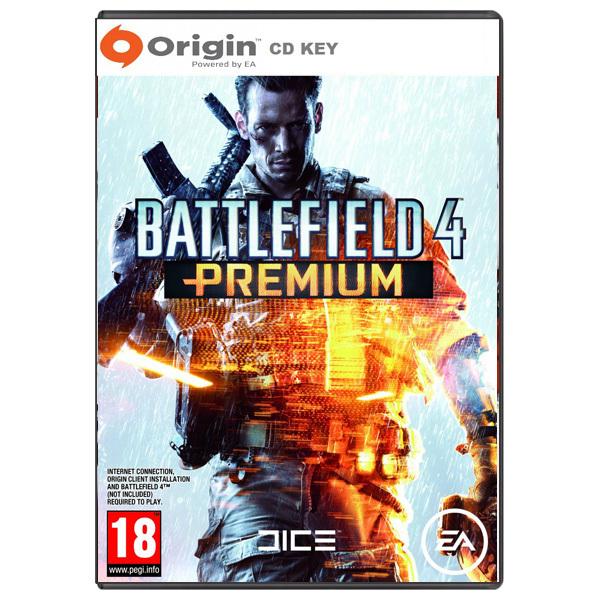 Battlefield 4 Premium Pack CD Key - Cod Origin