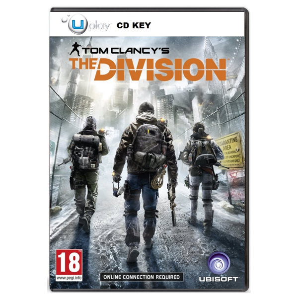 Tom Clancy's The Division CD Key - Cod Uplay