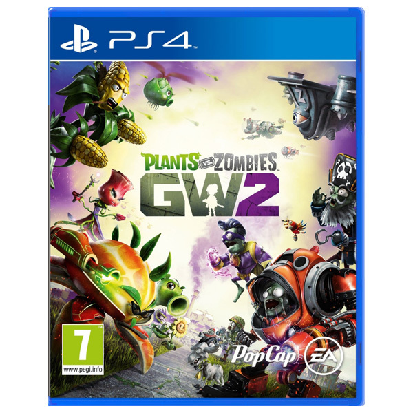 Plants vs Zombies: Garden Warfare 2 PS4