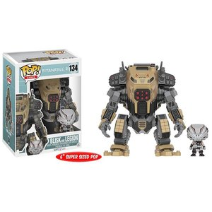 Figurina POP! Vinyl Games Titanfall 2 Blisk and Legion #134