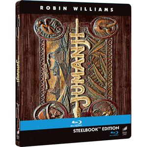Jumanji Blu-ray Board game Steelbook