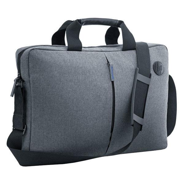 "Geanta laptop HP Value K0B38AA, 15.6"", textil, gri-albastru"