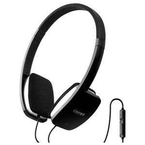 Casti audio cu microfon EDIFIER K680, 3.5mm, negru