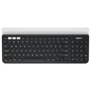 Tastatura Wireless LOGITECH K780, USB, Bluetooth, Layout US INT, negru