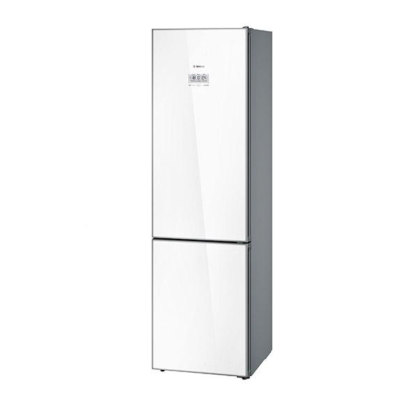 Combina frigorifica BOSCH KGF39SW45, No Frost, 343 l, H 203 cm, Clasa A+++, alb