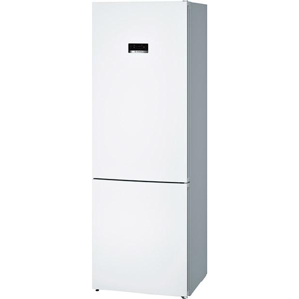 Combina frigorifica BOSCH KGN49XW30, No Frost, 435 l, H 203 cm, Clasa A++, alb
