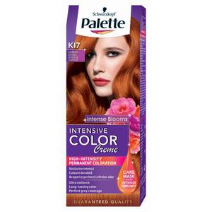 Vopsea de par PALETTE Intensive Color Creme, KI7 Auriu Intens, 110ml