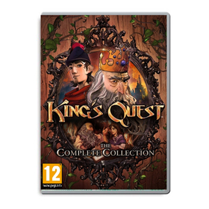 King's Quest: The Complete Collection PC