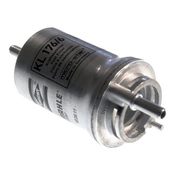 Filtru combustibil MAHLE KL176/6D, Polo, 1.4 16V