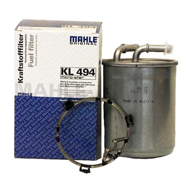 Filtru motorina MAHLE KL494, Fabia, 1.4 Tdi