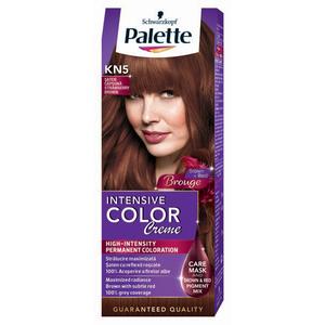 Vopsea de par PALETTE Intensive Color Creme, KN5 Saten Capsuna, 110ml