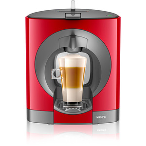 Espressor KRUPS Nescafe Dolce Gusto Oblo KP1105, 0.8l, 1500W, rosu