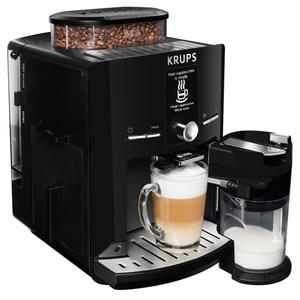 Espressor KRUPS Latt'Espress EA8298, 1.7l, 1450W, 15 bar, negru