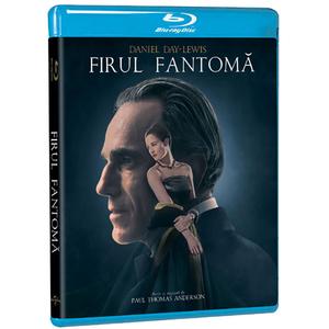 Firul fantoma Blu-ray