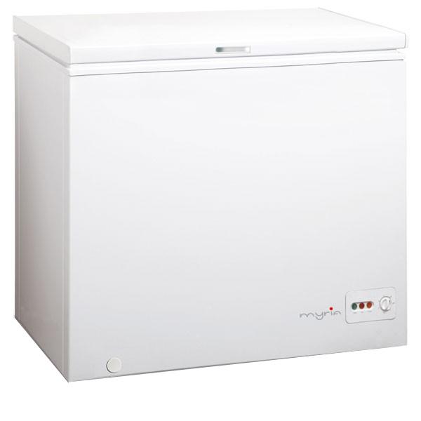 Lada frigorifica MYRIA MY1030, 198l, 85cm A+, alb