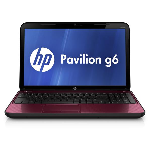 "Laptop HP Pavilion g6-2054eq AMD Dual-Core A6-4400M 2.6 GHz, 15.6"", 6GB, 750GB, AMD Radeon HD 7670M, Free Dos"