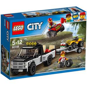 LEGO City: Echipa de curse pe ATV, 60148