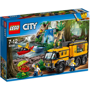 LEGO City: Laboratorul mobil din jungla, 60160