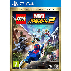 LEGO Marvel Super Heroes 2 Deluxe Edition PS4