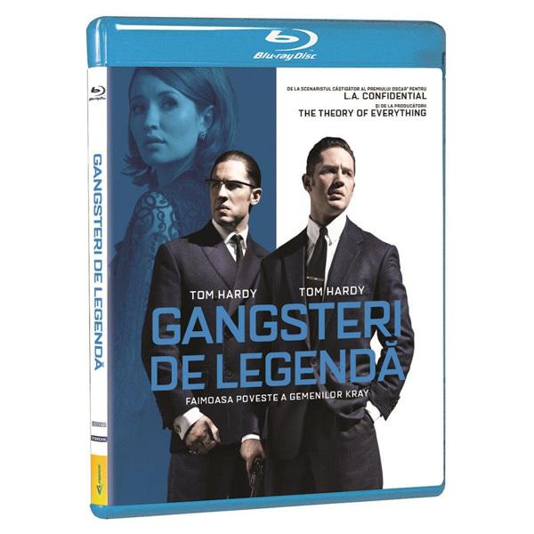 Gangsteri de Legenda Blu-ray
