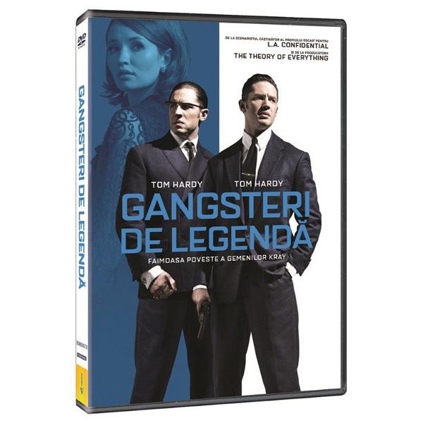 Gangsteri de Legenda DVD