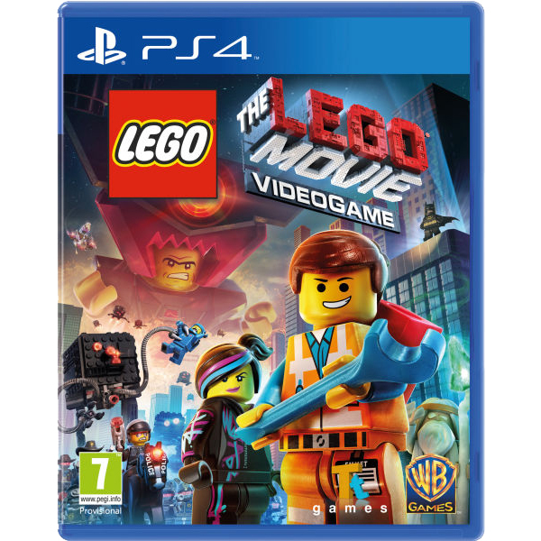 LEGO - Movie Game PS4