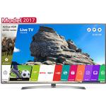 Televizor LED Smart Ultra HD, webOS 3.5, 124cm, LG 49UJ701V