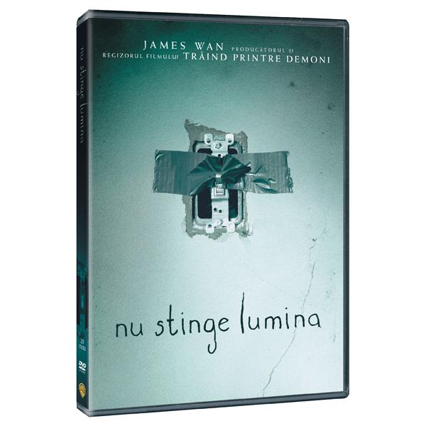 Nu stinge lumina DVD
