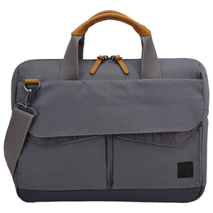 "Geanta laptop CASELOGIC LODA-115-GRAPHITE-ANTHRACITE, 15.6"", antracit"