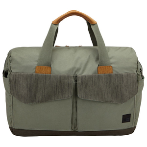 "Geanta laptop CASE LOGIC LODB-115-PETROLGREEN-DRAB, 15"", petrol"