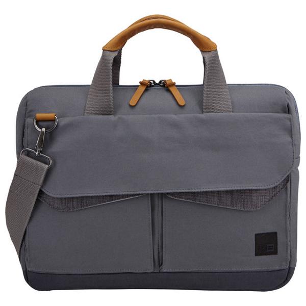"""Geanta laptop CASE LOGIC LODA-115-GRAPHITE-ANTHRACITE, 15.6"""", antracit"""