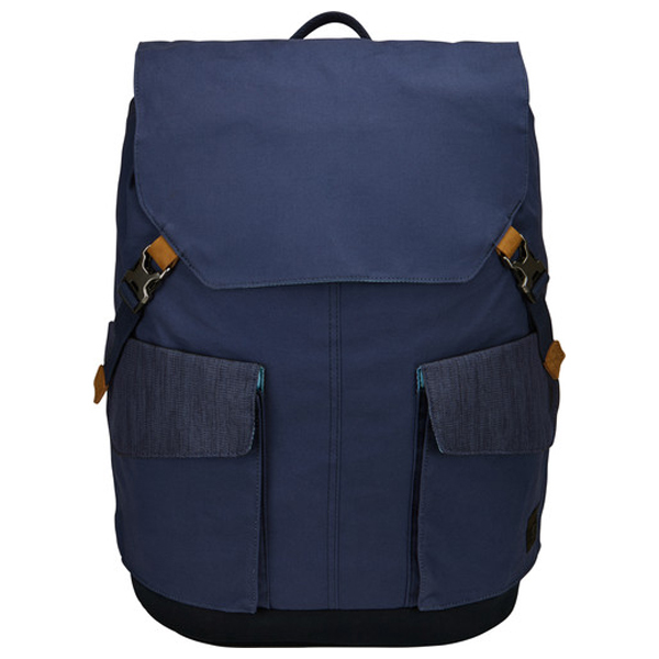 "Rucsac laptop CASELOGIC LODP-115-DRESSBLUE-NAVYBLAZER, 15.6"", albastru"