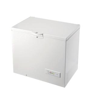 Lada frigorifica INDESIT OS 1A 250 2, 251 l, A+, alb