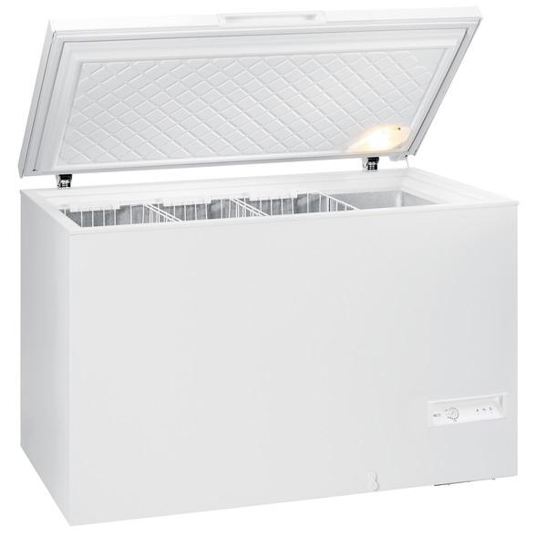 Lada frigorifica GORENJE FHE301W, 290 l, 85 cm, A+, alb