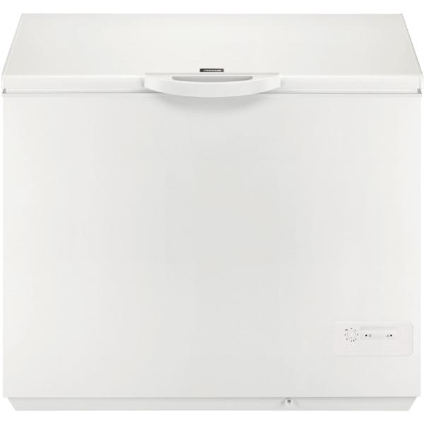 Lada frigorifica ZANUSSI ZFC31400WA, 300 l, 87.6 cm, A+, alb